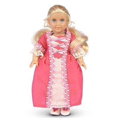 Ag Doll Collecting Elizabeth
